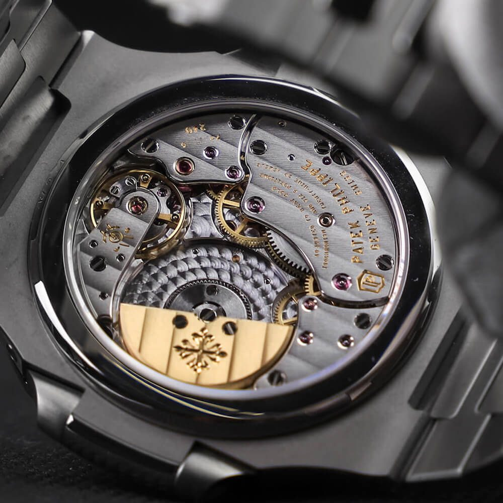 Patek Philipe watch cogs