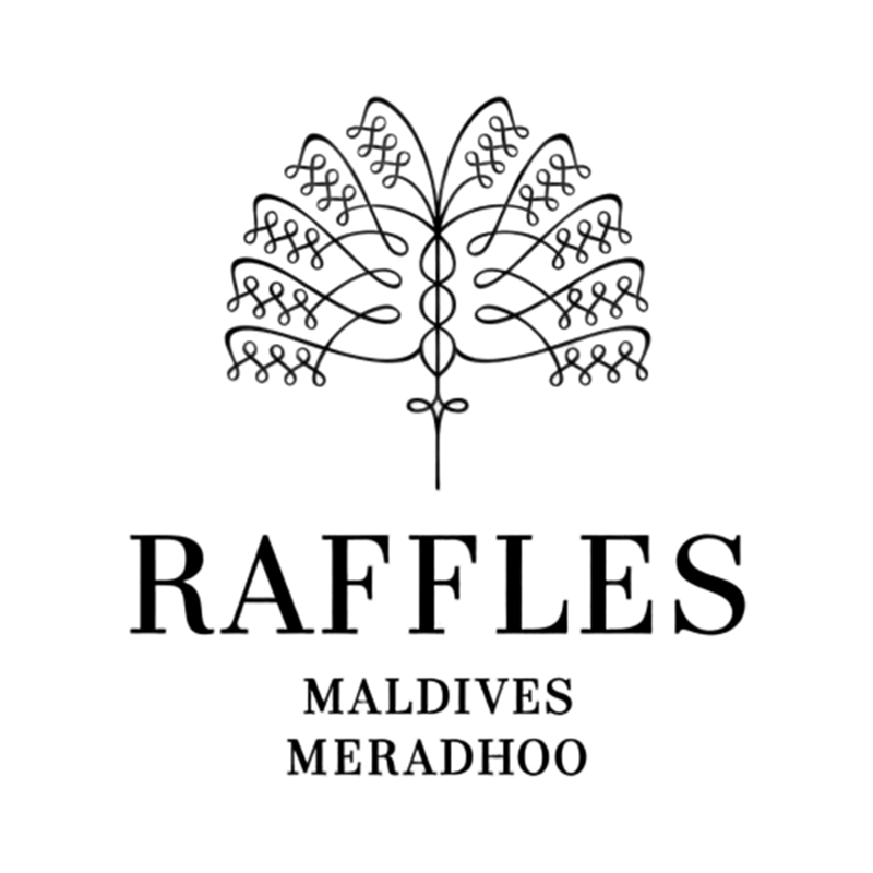 Raffles Maldives logo