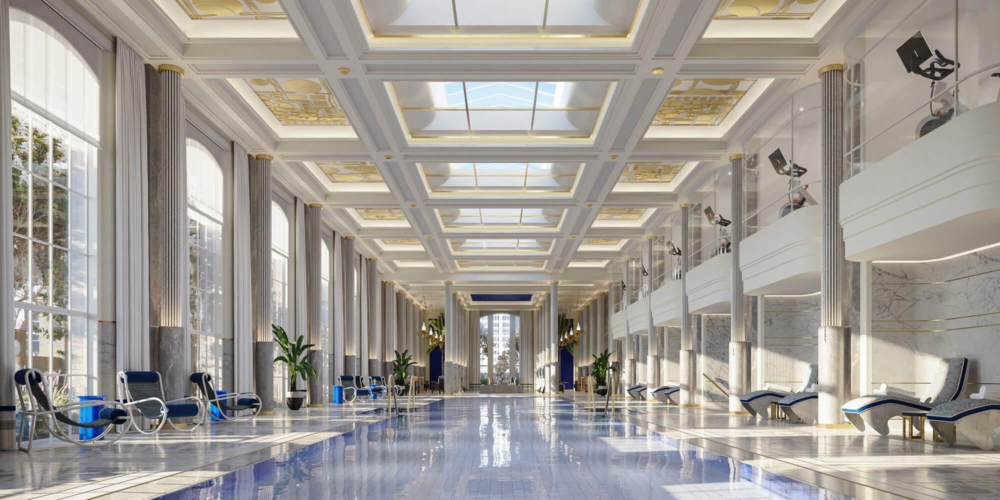 Waldorf Astoria Pool