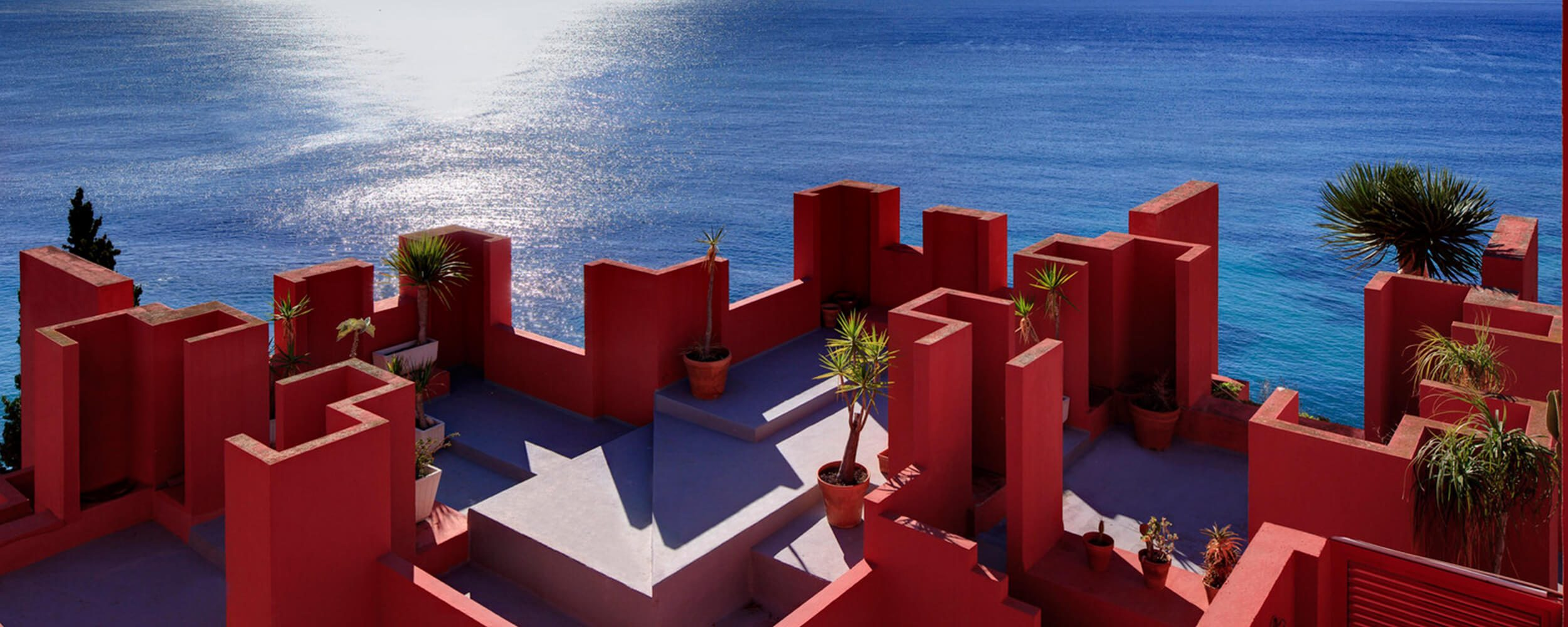 Airbnb spain sea view