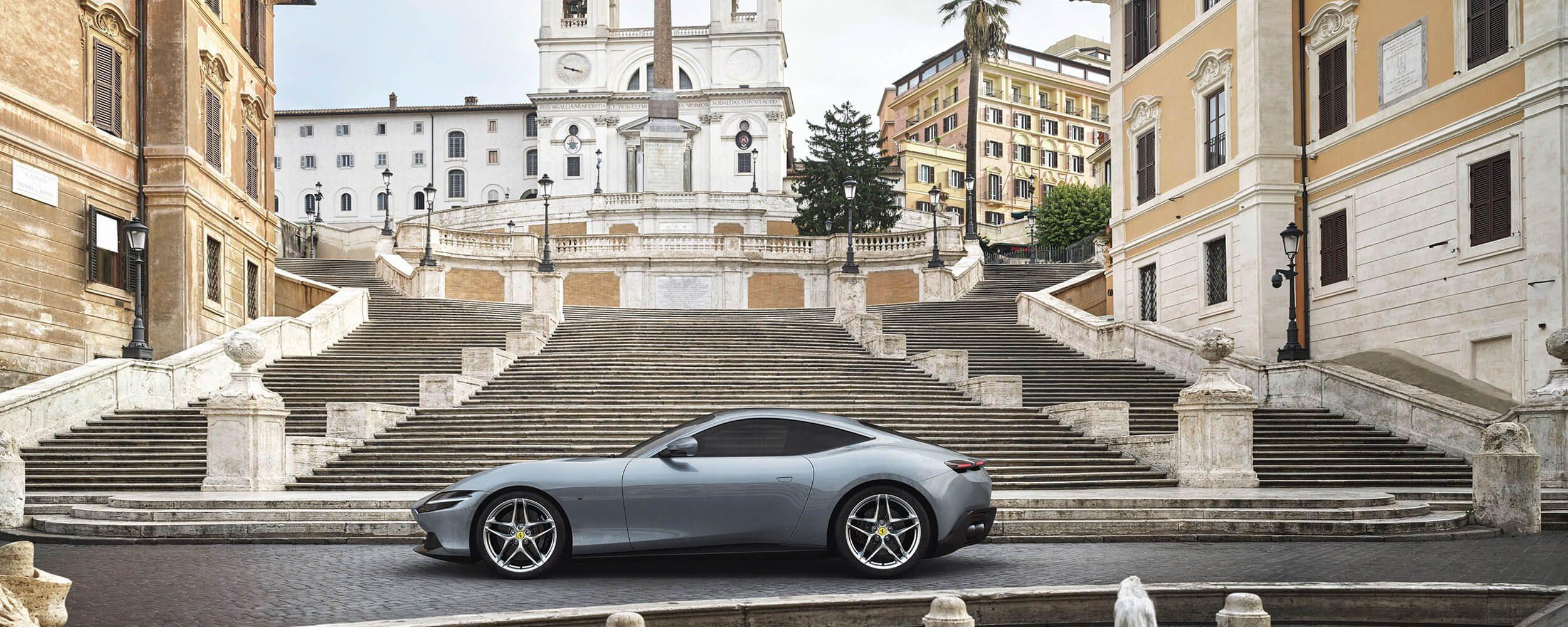 Ferrari grey