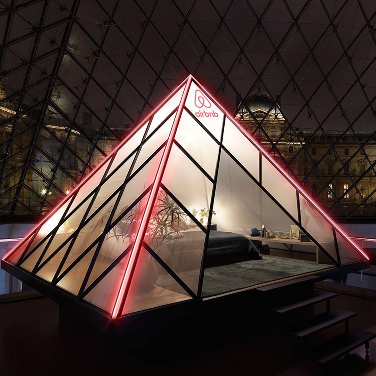 Airbnb lourve experience