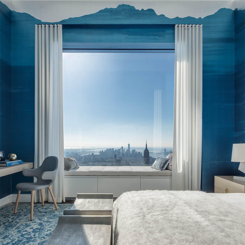 432 Park Avenue New York Interior