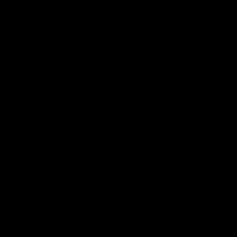 Versace Logo Black