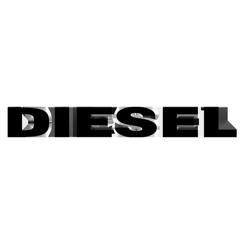 diesel logo black