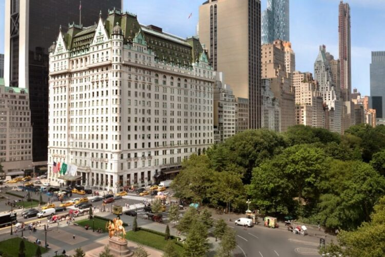 In a time of uncertainty, a hopeful outlook for the Grande Dame hotel