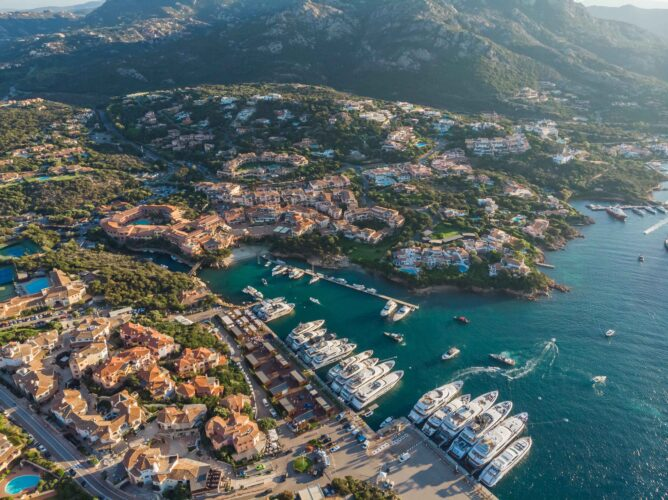 PRCO appointed as public relations agency for Costa Smeralda
